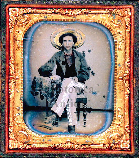 "Mangel Du Mesnil, Emile ""La Fama de los Retratos."" FAMBRT-001"